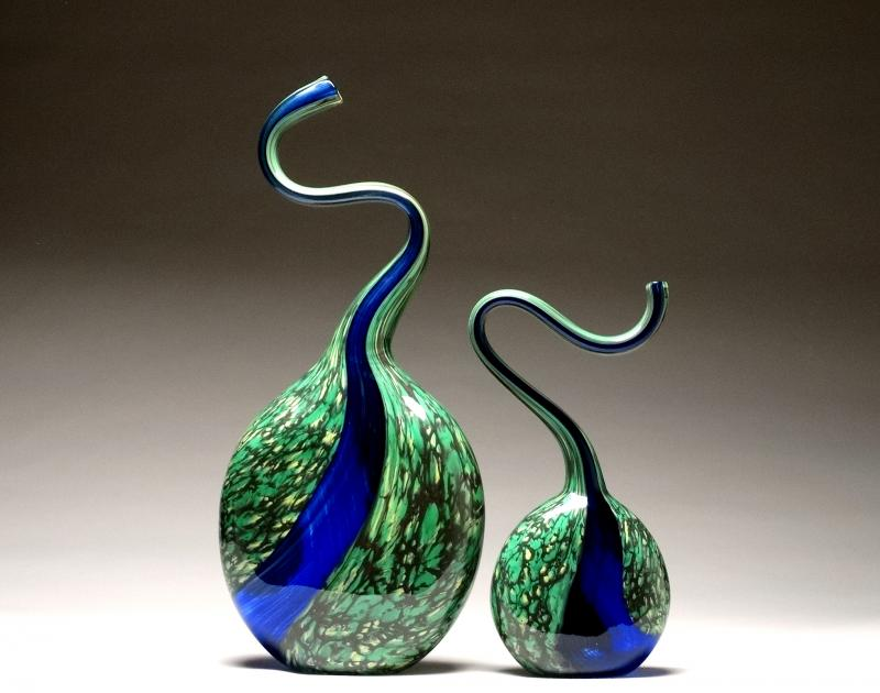 asheville glassblowing north carolina glass weaverville gallery studio artist